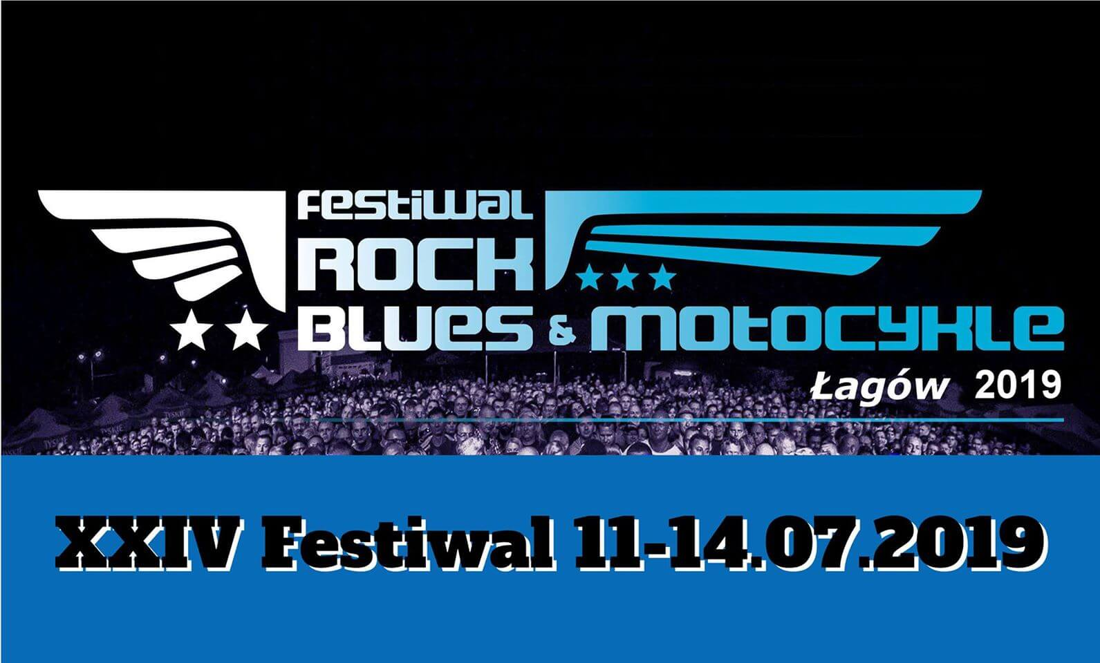 XXIV ROCK BLUES I MOTOCYKLE